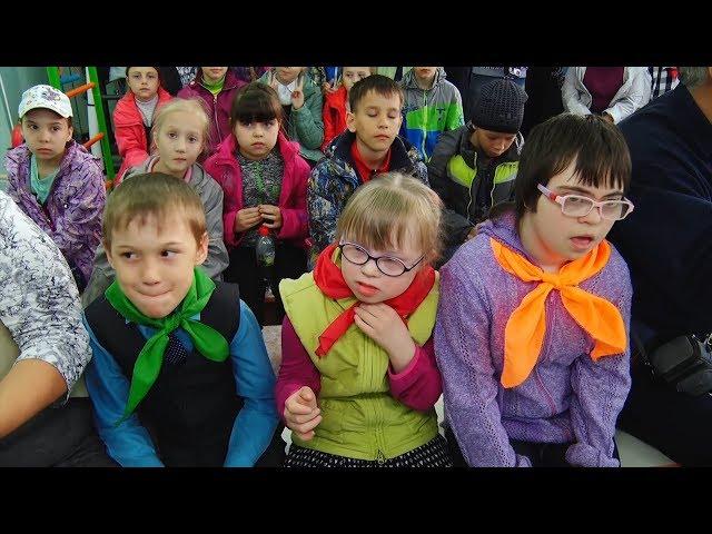 Центр реабилитации для особенных детей открылся в Ангарске