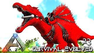 ARK: SURVIVAL EVOLVED: ALPHA DODOREXY TAMING & BOSSES E22 !!! ( ARK