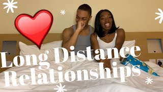 LONG DISTANCE RELATIONSHIP Advice & Tips | How To Make It Work