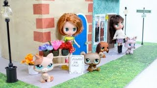 How to Make a Recycled Mini Doll Townhouse | Plus Tour
