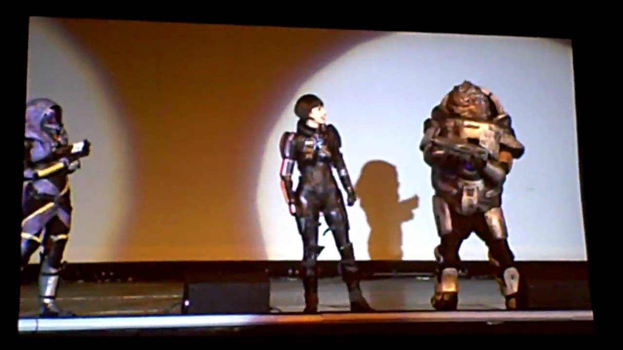I'm Commander Shepard, And This Is My Favourite Cosplay In The Entire Universe
