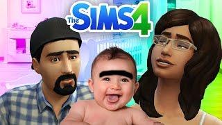 ROLANDA HAS A BABY!   The Sims 4 Part 10