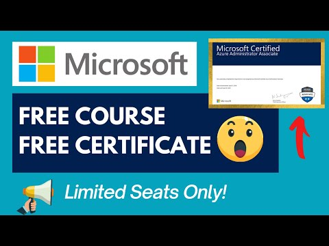 Microsoft Free Online Course With Certificate | Microsoft AI ...