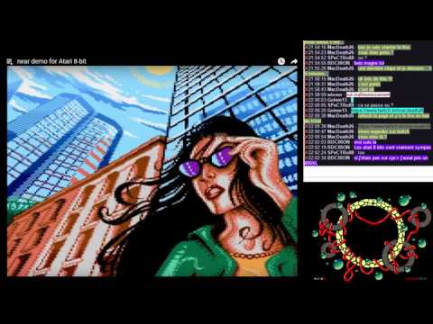 Amstrad CPC Graphics Live – Ep11