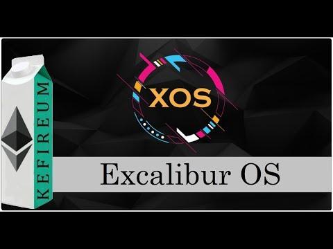 Обзор проекта - Excalibur OS