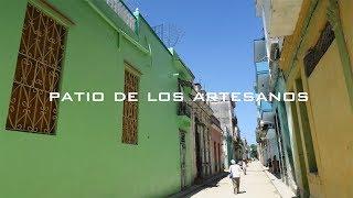 キューバ旅行9/タクシーぼったくり事情・ハバナの治安・民芸品市場・社会主義国家の実情・キューバ先住民・ビエハ広場のカフェ
