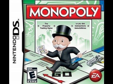 Monopoly Nintendo DS