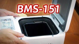 Хлебопечь Supra BMS-151 от компании F-Mart - видео