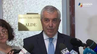 Tăriceanu: Guvernul trebuie readus în legalitate; în acest moment este ilegitim şi ilegal