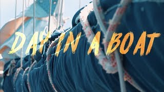 A Day in a BOAT