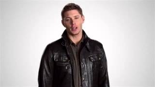 Happy Holidays 2012 - Jensen Ackles
