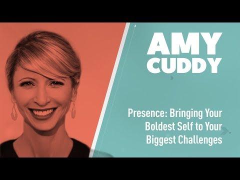 Video: Amy Cuddy video 2018