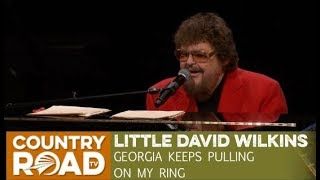 "Little David Wilkins sings ""Georgia Keeps Pulling on My Ring"" on Country"