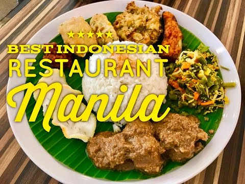 Best Indonesian Restaurant Manila: Warung Kapitolyo Pasig By HourPhilippines.com