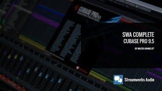 SWA Complete Cubase Pro 9.5