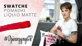 Longstay Liquid Matte Lipstick - Matowa pomadka do ust w płynie - Golden Rose