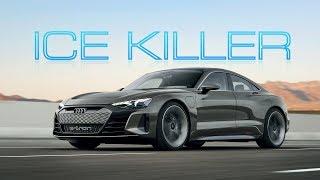 The Audi e-Tron GT Isn