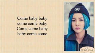 2NE1 - Come Back Home (Easy Lyrics)