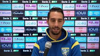 Salvi post Frosinone Ascoli 1-0