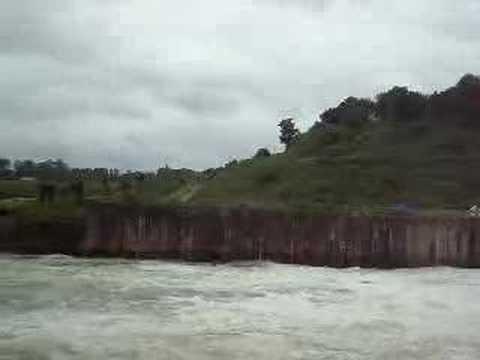 Bhadra river dam 2