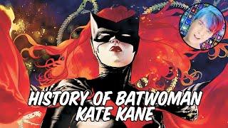 History of Batwoman - Kate Kane