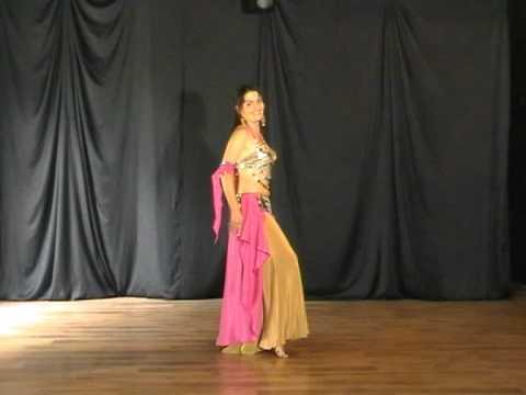 IZIS - Bellydance - Tarkan - Kiss Simarik - Choreography