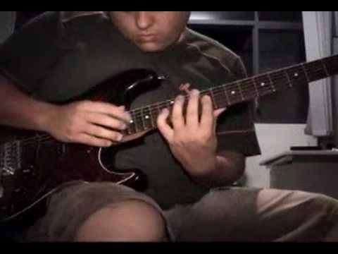 Τρομερό σόλο με κιθάρα!