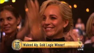 Waleed Aly: Gold Logie Winner