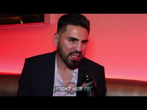 """JOSE RAMIREZ """"ANDY BROKE JOSHUA'S WILL, HARD TO RECOVER MENTALLY FROM THAT"""""""