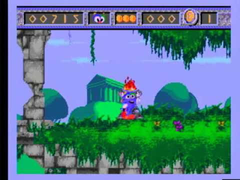 Izzy's Quest for the Olympic Rings Sega Genesis - hidden level select