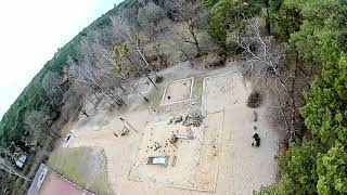 Treetop surfing | FPV Freestyle