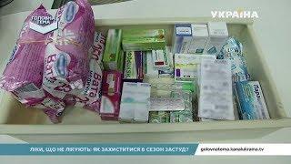Скільки коштує мінімальна аптечка в Україні та Європі | Головна тема