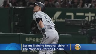 Spring Training Report: Japan Opening Series With Mariners, Athletics