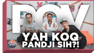 PANDJI DARI JOKOWI KE ANIES LALU ? - POV CAMEOPROJECT feat. PANDJI PRAGIWAKSONO