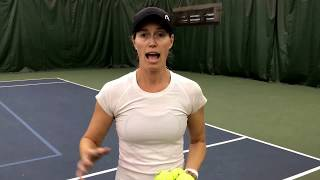 Tuesday Tennis Tips: Racquet head speed