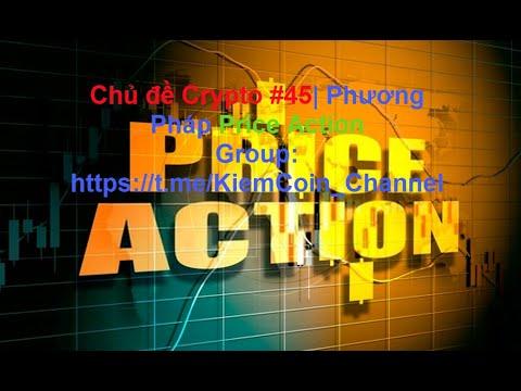 Live Crypto #46  Phương pháp Price Action P2 KiemCoin