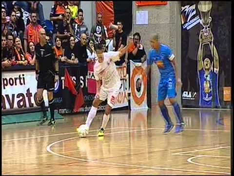Preview video LUPARENSE Vs ASTI. 1-1 Highlights, 7°giornata Serie A 2013/14