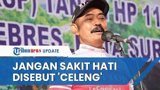 FX Rudy Tanggapi Sebutan 'Celeng' untuk Kader PDIP Pendukung Ganjar Jadi Capres: Jangan Sakit Hati