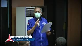 Nova Iriansyah: DPD Demokrat Aceh Menolak KLB Ilegal