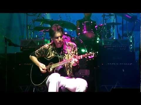 Steve Vai - Sisters Acoustic Live in Paris Olympia