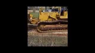 Ecoraster E50 vs Bulldozer