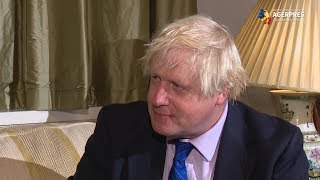 Boris Johnson: