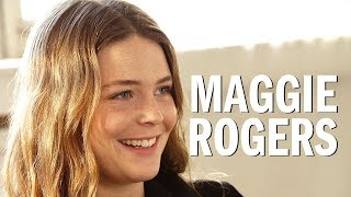 Maggie Rogers — Open Up
