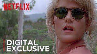 Jurassic Park | Dr. Ellie Sattler: Hero | Netflix