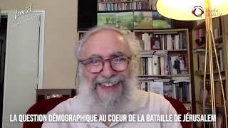 IMO#84 - La question démographique au cœur de la bataille de Jérusalem