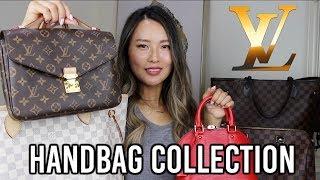 LOUIS VUITTON Handbag Collection 2018 | Isabelle Ahn