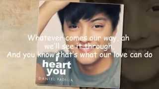 Everything by: Daniel Padilla (lyrics)