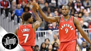 How Raptors look great even without Kawhi Leonard in lineup | The Jump
