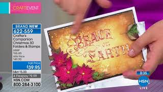 HSN   Crafter's Companion 08.15.2018 - 11 AM
