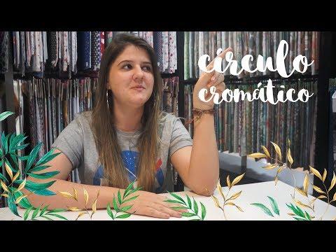 Imagem Video - Nos bastidores: círculo cromático e a combinação de cores